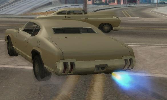 Коды на нитро для машин в GTA San Andreas