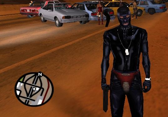 Коды на скины в GTA San Andreas