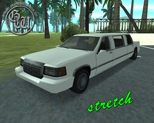 лимузин stretch