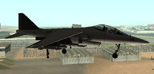 коды на истребитель Hudra в GTA San Andreas